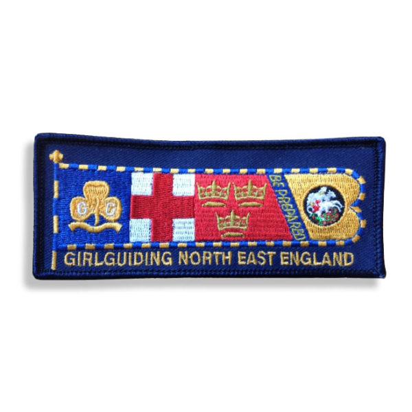 Region Standard Badge