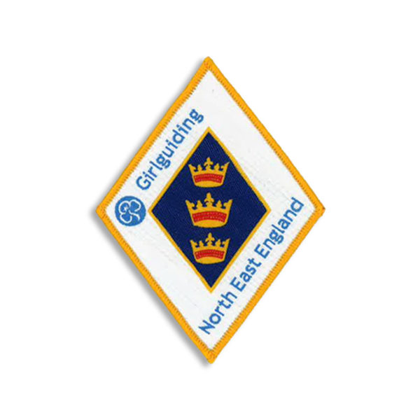 Region Diamond Badge