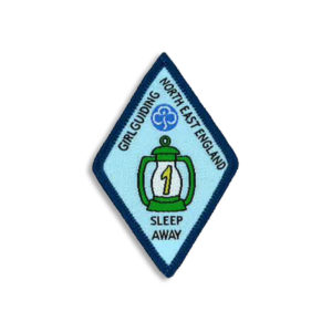 Sleep Away Badge - 1 Sleep