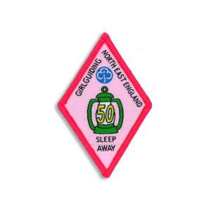 Sleep Away Badge - 50 Sleep