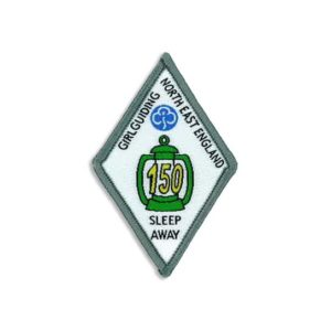 Sleep Away Badge - 150 Sleeps