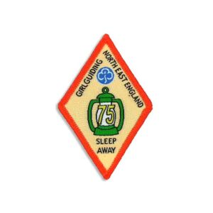 Sleep Away Badge - 75 Sleeps
