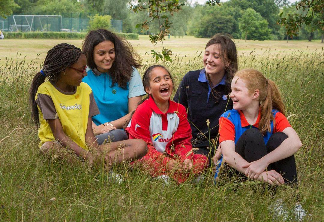 Girlguiding North East England